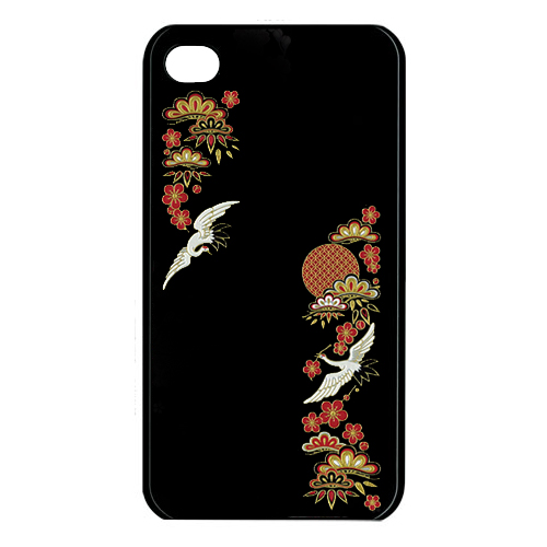 松竹梅(しょうちくばい)は、慶事・吉祥のシンボルとして松・竹・梅の3点を組み合わせたもののことで、日本では祝い事の席で謡われたり、引出物などの意匠にも使われてきた図柄です。