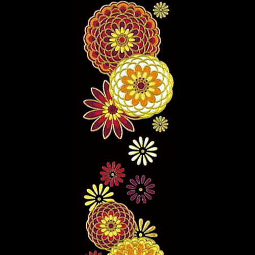 菊の花言葉は「高貴」「高尚」「高潔」です。 あなただけの高貴なオリジナルグッズを作りませんか?